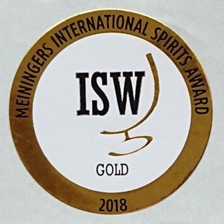 International Spirits Award 2018